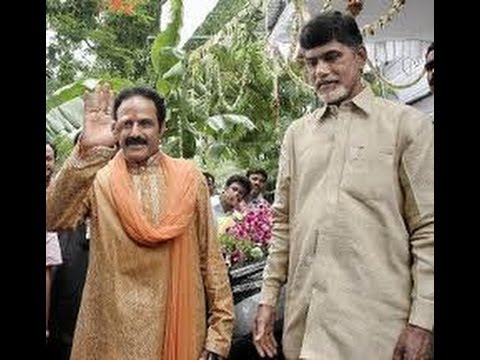 Chandrababu naidu meeting with balakrishna family-TV5
