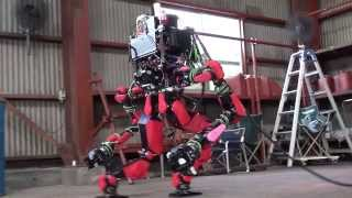 SCHAFT : DARPA Robotics Challenge