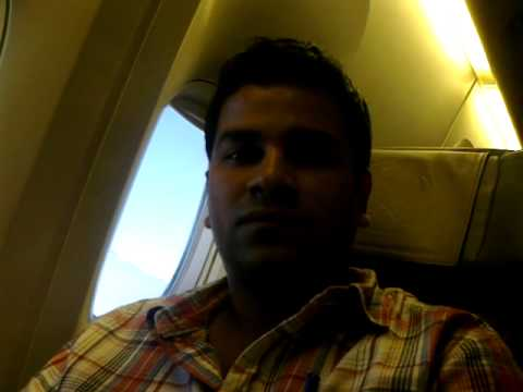 Afroz Travelling from Jeddah to Hyderabad.