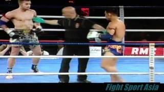 Fabio Pinca VS Aikpracha Meenayothin Full Fight La
