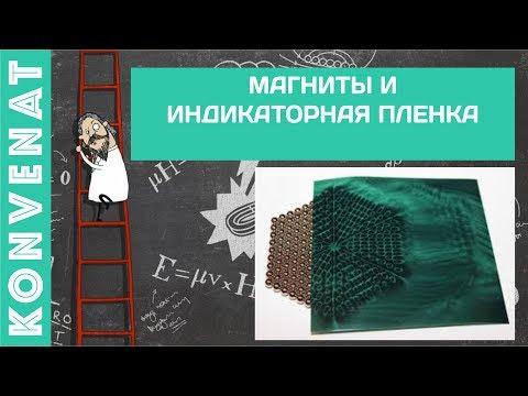 Индикаторная пленка и магниты