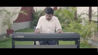Thaniye ft lailakame piano solo by Vishnudas