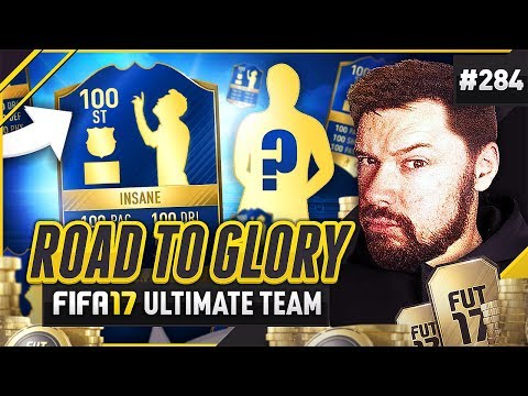 SO MANY HUGE TOTS SIGNINGS! - #FIFA17 Road to Glory! #284 Ultimate Team