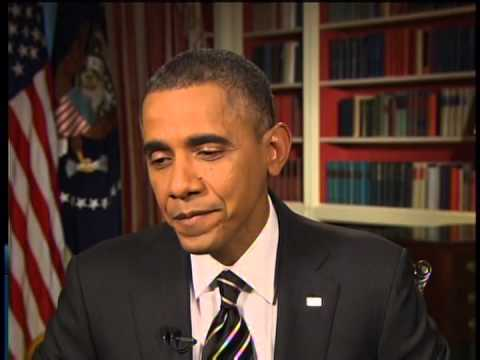 Obama HIGH ON DRUGS ? during Interview on Sochi Olympics in Russia with Bob Costas