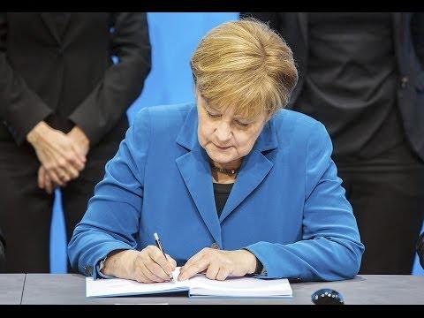 Europa: las cenizas de Ángela - Un traje a medida para Angela Merkel