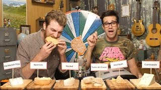 The Ultimate Grilled Cheese Prize