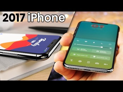 iPhone 8 Leaked Design Just Got Better!