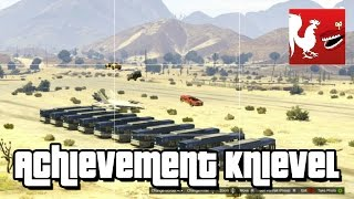 Things to do in GTA V - Achievement Knievel