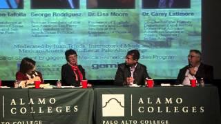 Palo Alto College Civil Rights Panel Discussion