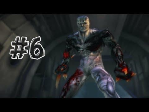 Resident Evil Code: Veronica X Walkthrough - Part 6 Tyrant Boss Fight