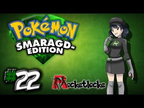 Das GECKARBOR aus der ASCHE - Pokemon Smaragd [22|HD|Rocketlocke]