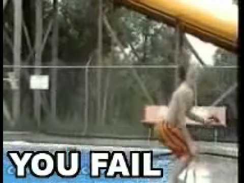 Videos divertidos de fails