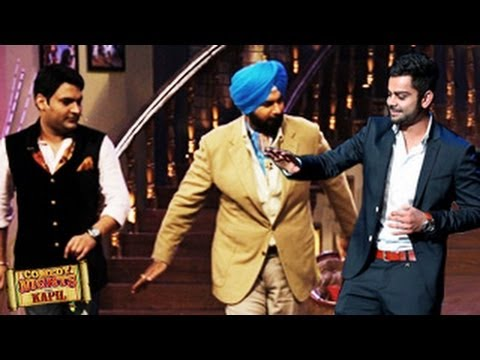 Virat Kohli on Comedy Nights with Kapil 22nd June 2014 Episode