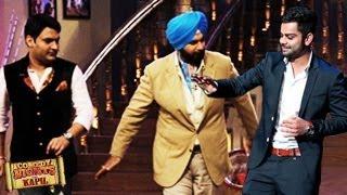 Virat Kohli On Comedy Nights With Kapil 28th June 2014