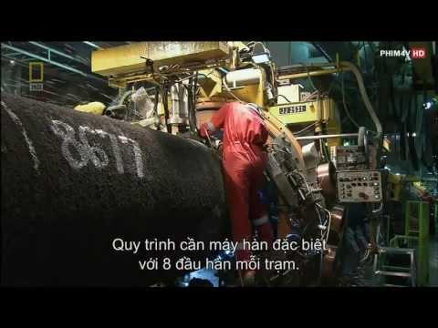 Full HD_Quá trình xây dựng hệ thống cáp ngầm lớn nhất thế giới