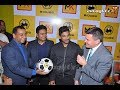 Allu Arjun launches Buffalo Wild Wings B Dubs Restaurant in Hyderabad