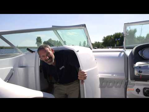 2014 Cruisers Sport Series 259 Cuddy Cabin Boat Review / Performance Test