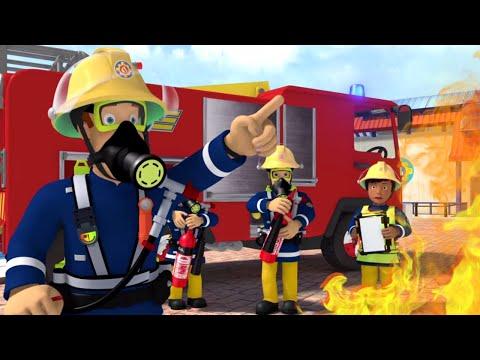 Požiarnik Sam - Vypalíme ohne