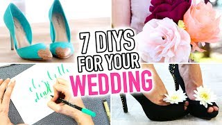 7 DIY Ideas for Your Wedding! - HGTV Handmade