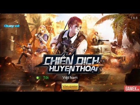 CDHT : Chiến dịch huyền thoại | Garena | Game bắn súng đĩnh cuối năm