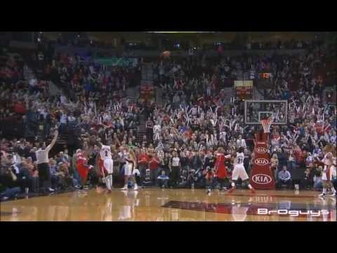 NBA Buzzer Beaters and Clutch Shots of 2012-13 HD