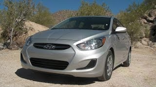 2014 Hyundai Accent Quick Take First Drive Review