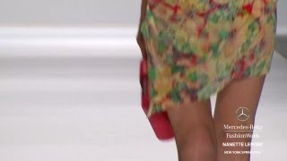 Nanette Lepore Spring/Summer 2014 Video - New York