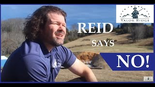 Democrats, I'm Telling You NO! Mountaintop chat with Reid