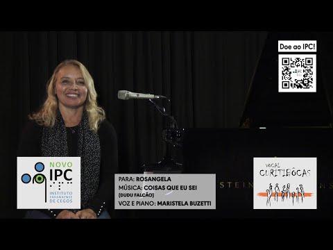 clique aqui para ver o video IPC e Vocal Curitibôcas (Maristela Buzetti) - Coisas que eu sei (Dudu Falcão)