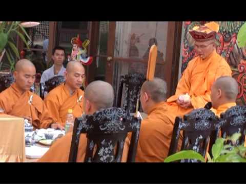 Video Clip Lễ An Vị Phật, Chẩn Tế Ngày 19/2/2012 tại TV. Kim Cang Australia