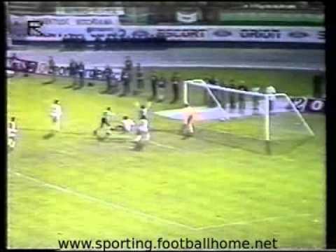 Sporting - 1 Fc Koln - 1 de 1985/1986 Uefa