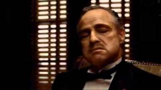 El Padrino (The Godfather) Primera Escena Vito