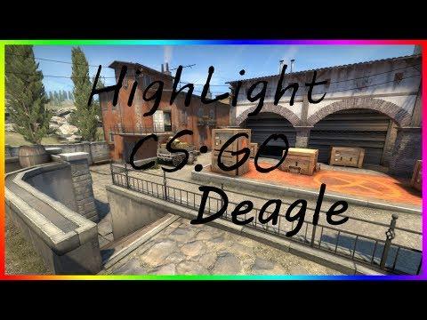 [FR] Highlight CS:GO Deagle :#1