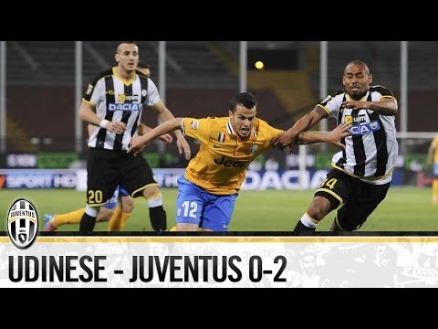 Udinese-Juventus 0-2 14/04/2014 The Highlights