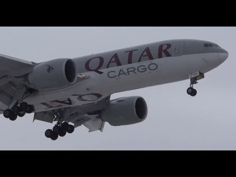Heavy Aircraft Action - Various Airlines - O'Hare International Airport Plane Spotting 2013