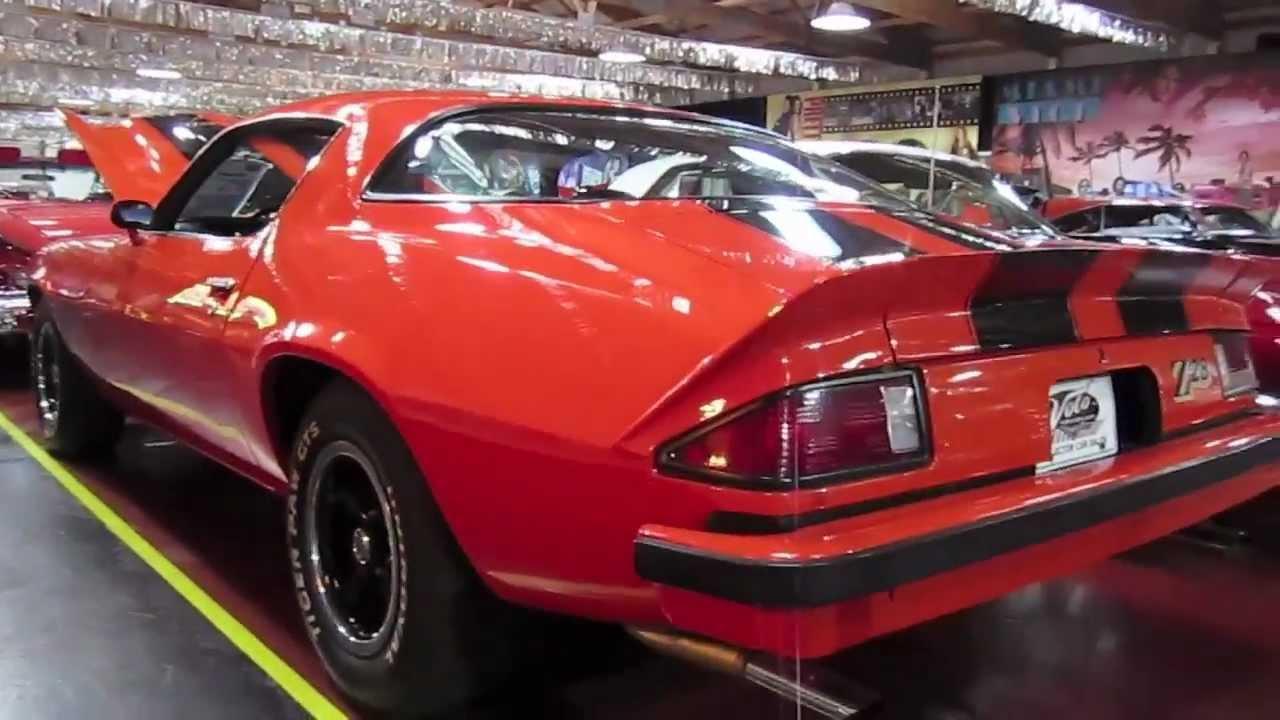 1977 Chevrolet Camaro Z28 Youtube
