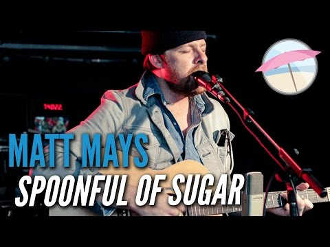 Matt Mays - Spoonful of Sugar (Live at the Edge)