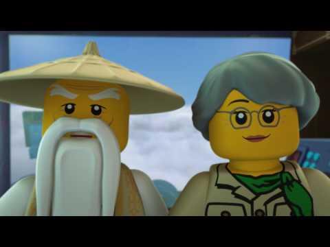 Lego NinjaGo - 55 - Nechvalne prosnulý