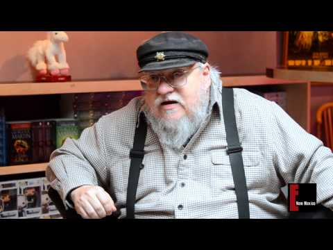 New Mexico Entertainment's interview with George R.R. Martin