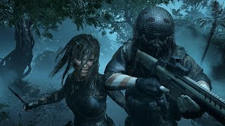 Shadow of the Tomb Raider - Takedowns