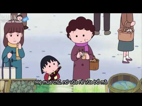 「Ep 887」Chibi Maruko chan: Maruko sửa tính lười - Con không cần hộp cơm năm mới đâu