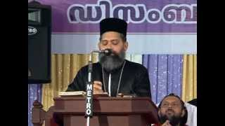 Shakthikarekuna Daivam speech by Rev.Fr.Poulose Parekara