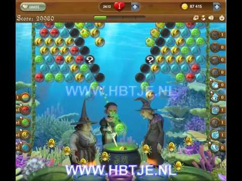 Bubble Witch Saga level 163
