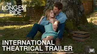 The Longest Ride [International Theatrical Trailer In HD