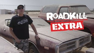 Our Neglected 1972 Dodge Charger - Roadkill Extra. MotorTrend.