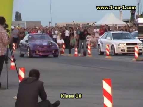 Osijek Street Race Show 10 - 1na1 trke ubrzanja