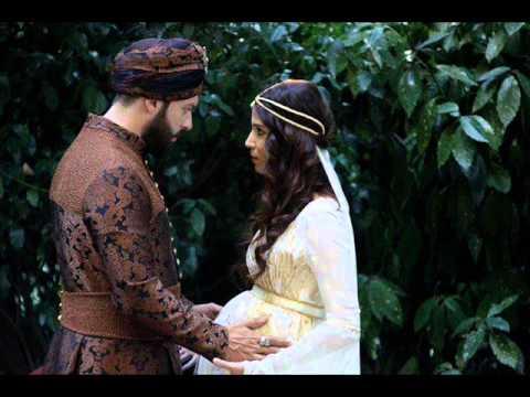 Hatice Sultan ve İbrahim Paşa