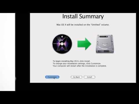 How to get Mac OSX Snow Leopard on any windows (7) PC - 100% working - Noob friendly!