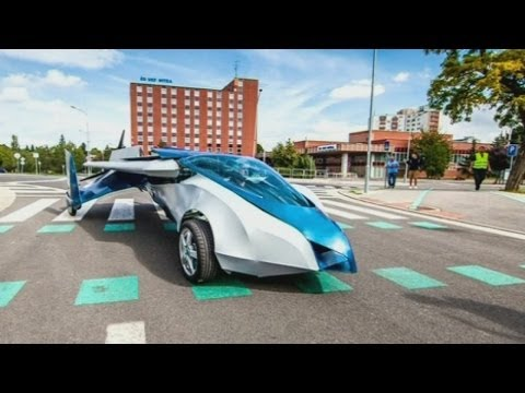 Flying cars: Is this the future of transport?