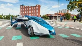 Flying cars: Is this the future of transport? [VIDEO]